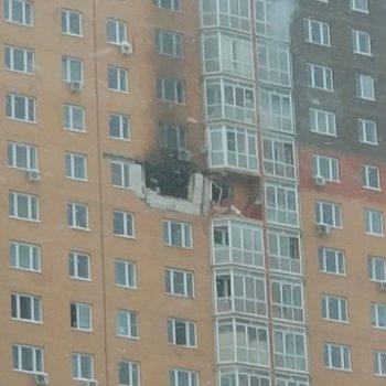 3 взрыва газовых баллонов в многоквартирных домах России за один день.