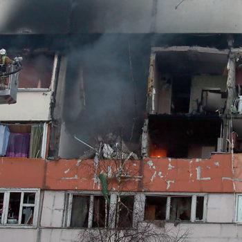 3-й взрыв газа с начала года произошёл в многоэтажках Петербурга.