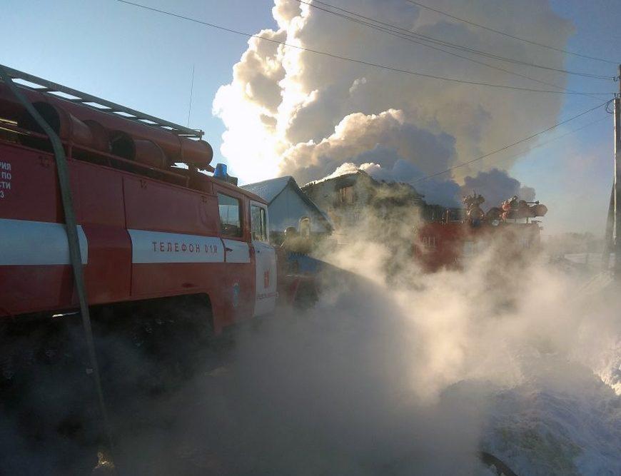 5 детей погибло при взрыве газового баллона в Омской области