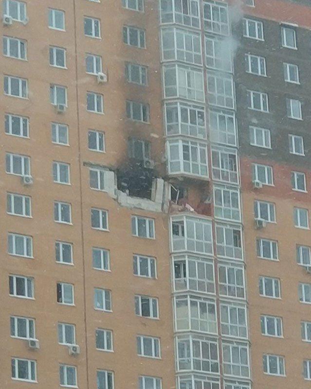 Взрыв газового баллона в Ямало-Ненецком автономном округе стал 200-м с начала года