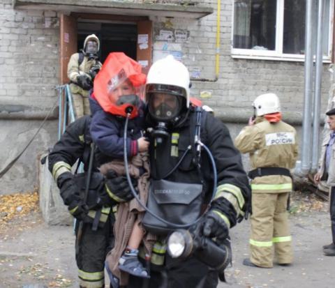 От взрыва газового баллона в Иркутской области погиб начальник пожарного караула