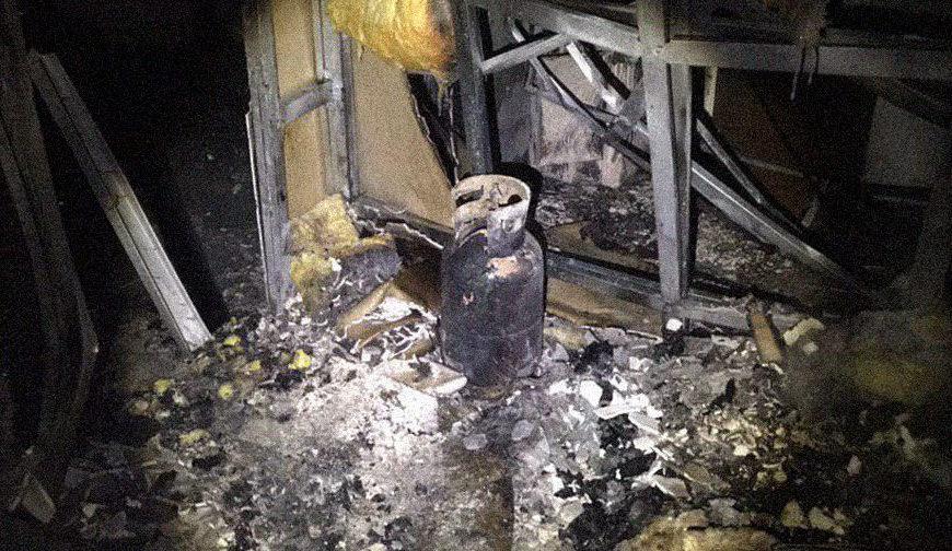 Взрыв газового баллона в Саратовской области унёс жизнь юбиляра