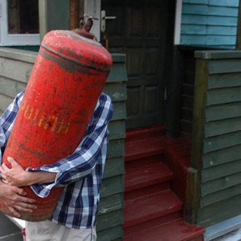 От взрыва газового баллона в Дагестане пострадало трое детей.