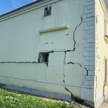 Взрыв газового баллона в Свердловской области  оставил без жилья 13 человек