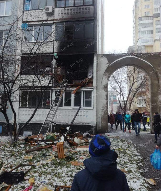 Газовый баллон взорвался в кафе Улан-Удэ. Пострадало 12 человек.