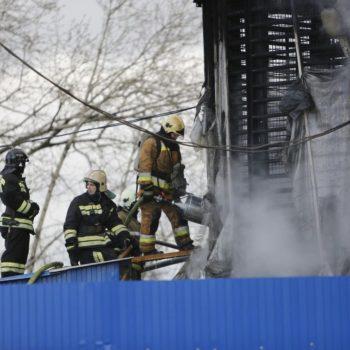 В один день в России пострадали 2 спасателя.