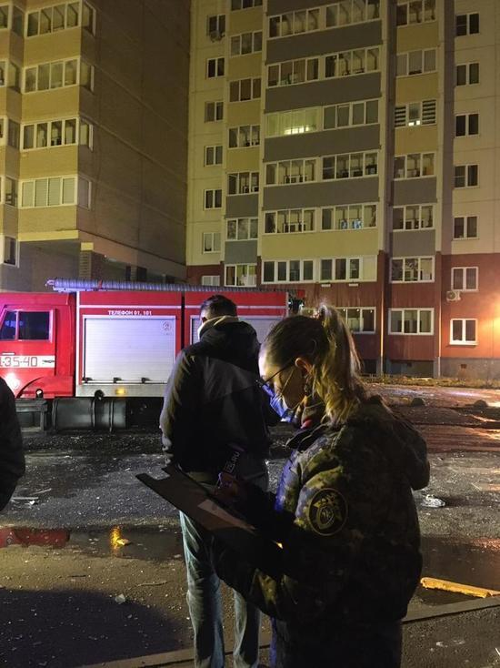 При взрыве газового баллона в многоэтажке Всеволожска пострадал пятилетний ребенок